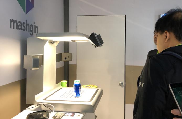 3D传感黑科技先声夺人,奥比中光携新品席卷CES2018