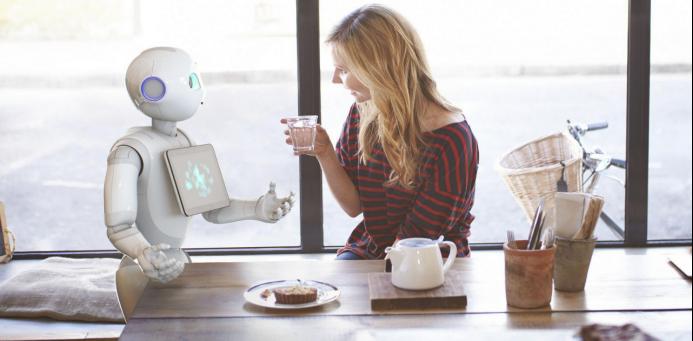 奥比中光发布机器人版Face ID,人性化机器人崭露头角