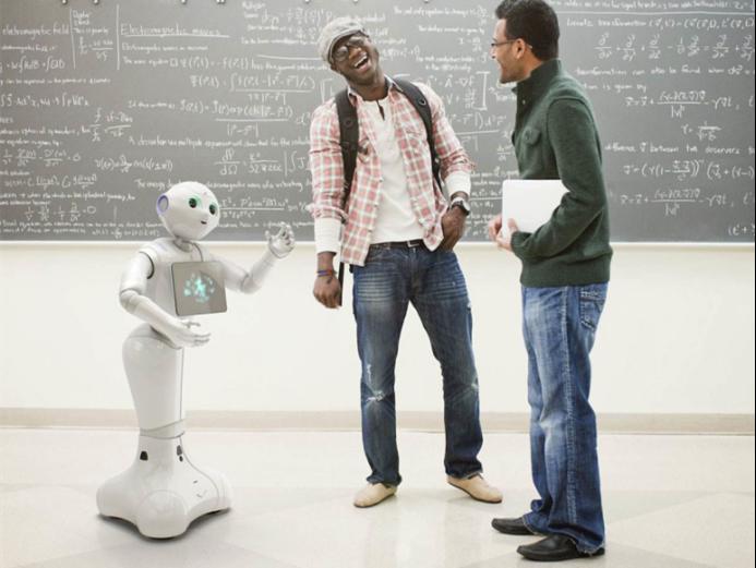 奥比中光发布机器人版Face ID,人性化机器人崭露头角 AR资讯 第3张