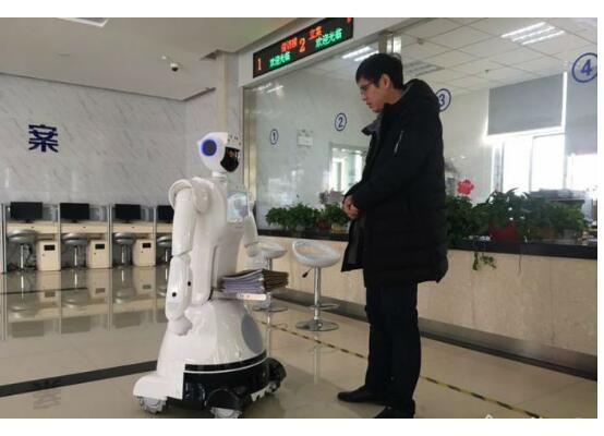 """合肥瑶海区法院智能法律机器人""""小瑶""""正式上岗"""