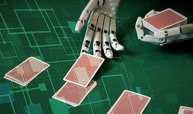 """开挂:人工智能怎样""""碾压""""人类?"""