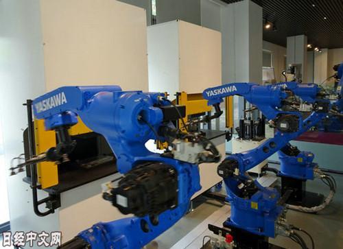 """日媒称中国需求让全球机器人市场""""盛况空前"""""""