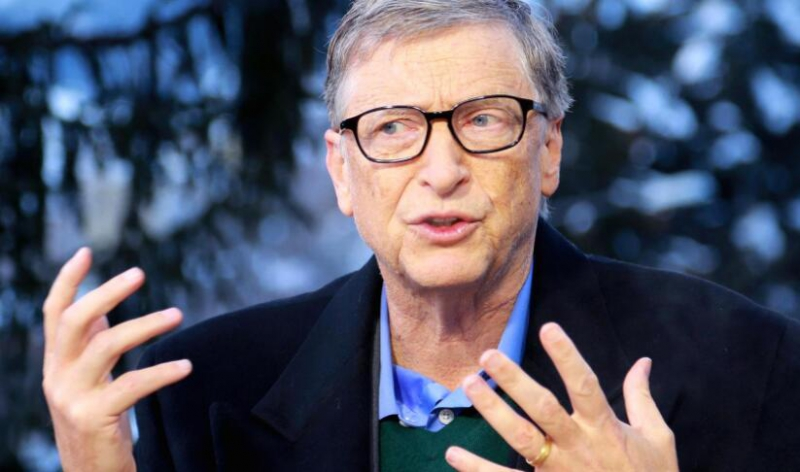 比尔·盖茨:人工智能使人可以享受更长假期