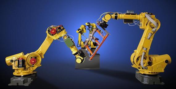 中国需求让全球机器人市场盛况空前