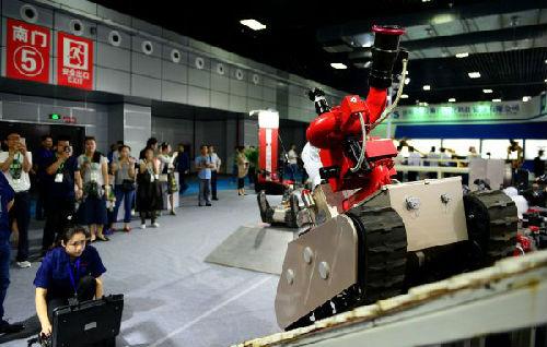 日媒:中国需求带旺全球机器人产业 或大幅改变日产业结构