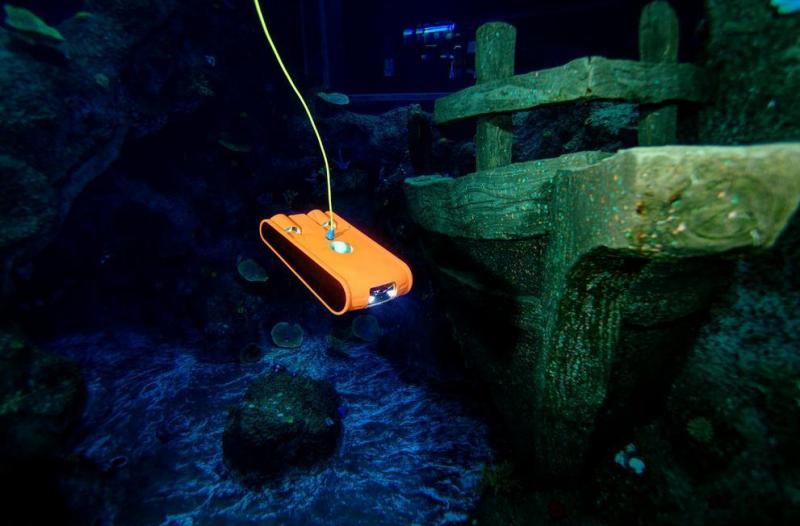 研发消费级水下机器人 吉影科技完成Pre-A轮融资