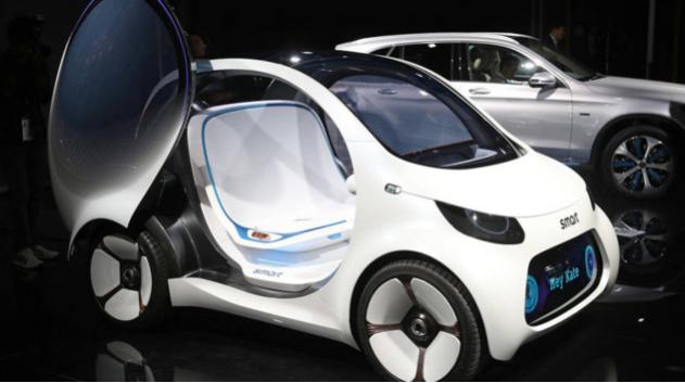 为什么无人驾驶汽车将会降温?至少5个原因