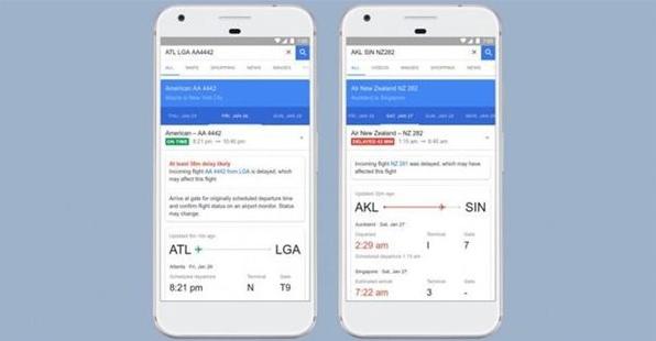 谷歌将用人工智能预测航班延误