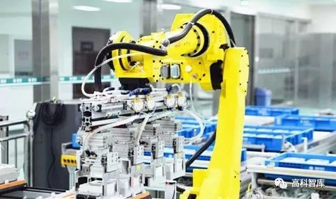 今后我们也该关注工业机器人的出口了