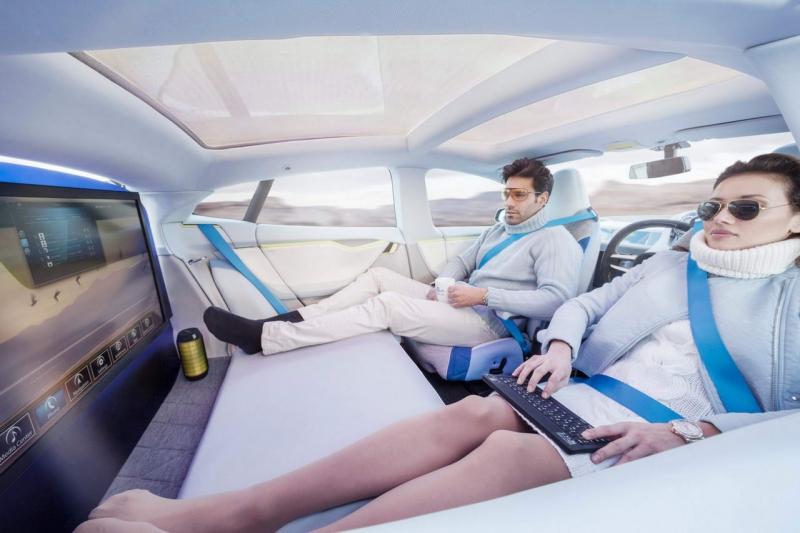 机器人也考驾照,北京自动驾驶车辆考试大纲公布