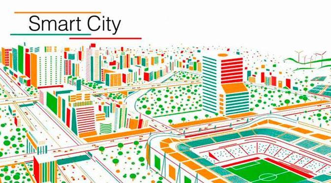 2017年全球智慧城市市场规模达4246.8亿美元