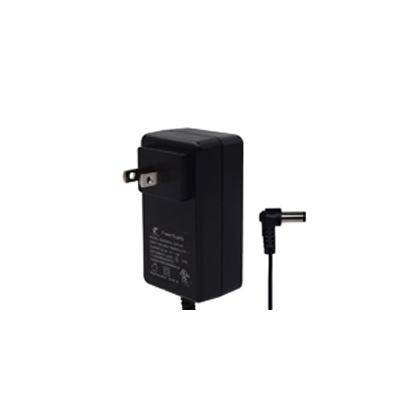 24W系列美规UL卧式电源适配器