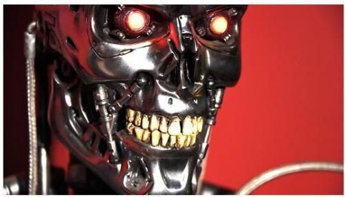 最个性机器人,专治暴脾气