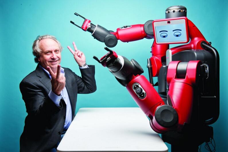 Rodney Brooks: 新技术从开发到应用需要的时间比我们预期的更久 Rethink Robotics创始人对未来科技的预测