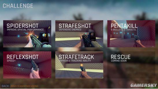 枪枪爆头!FPS人工智能训练游戏上线:菜鸟变大神
