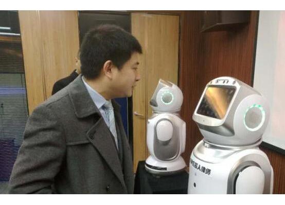 重庆首批机器人律师面世 接受法律咨询,提供法律服务