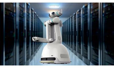 茅台酒厂试点智能机器人巡检