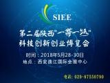 第二届陕西'一带一路'科技创新创业博览会