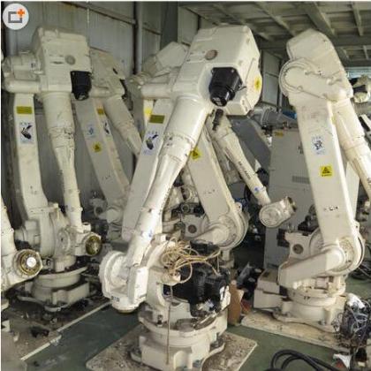 二手喷涂冲压机器人安川机器人UP50