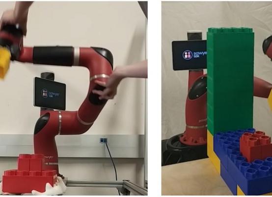 伯克利最新无模型深度强化学习研究:从零开始训练机器人玩乐高
