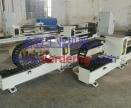 ABB机器人外部轴的打磨作业应用