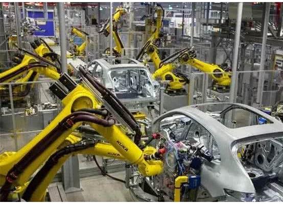 工业4.0时代,汽车厂是什么样?