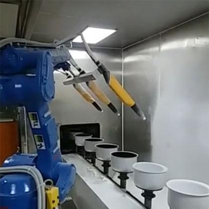 防爆喷涂机器人  质量保证_一对一定制_价格合理