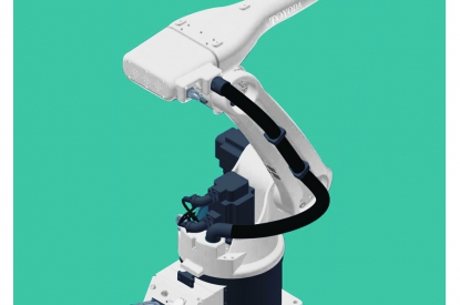 焊接机器人拓又达10KG工业机器人6轴机器人