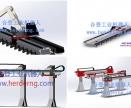 FANUC机器人行走轴应用在汽车零部件生产线