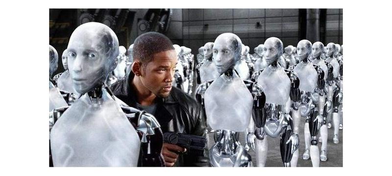 """机器人很快将不依赖人类自主学习 """"机器公敌""""的世界离我们还有多远?"""