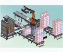 合登工业机器人地面轨道应用