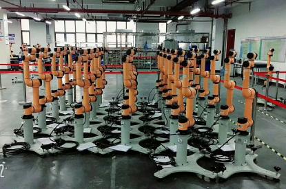 遨博6轴轻型协作机器人