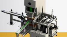 长条料自动冲压机械手 锻压机械手 冲压机器人