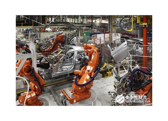 中国机器人2.0进入中高端领域