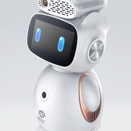 自主研发生产教育、商务、家居机器人。