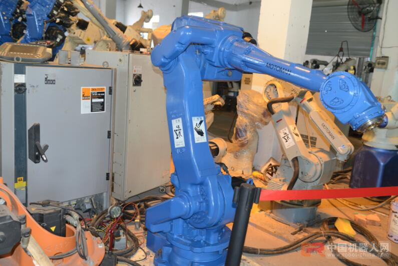 二手安川机器人