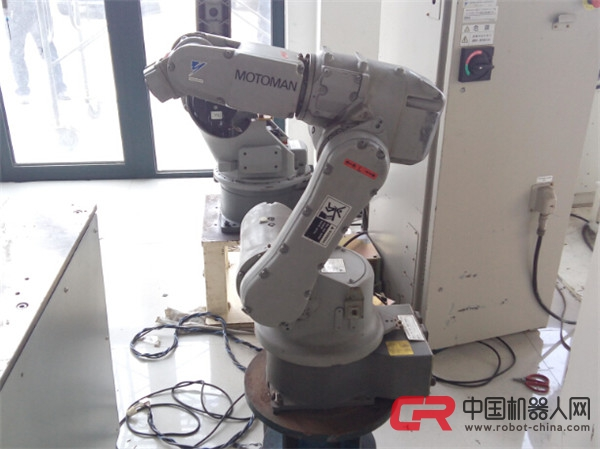 二手小型机器人