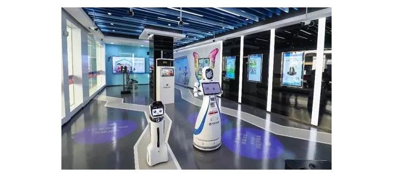 首家无人银行现身上海 中国欲成人工智能领导者