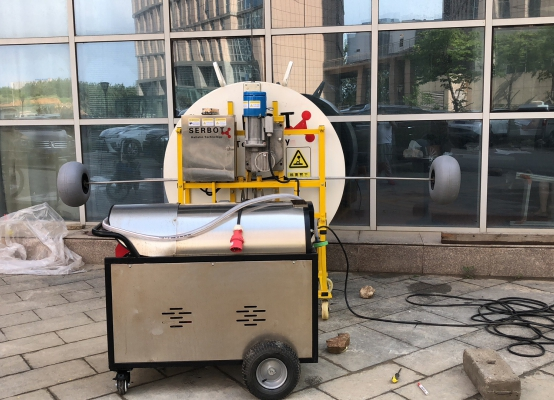 海特林SERBOT外墙保洁机器人销售政策