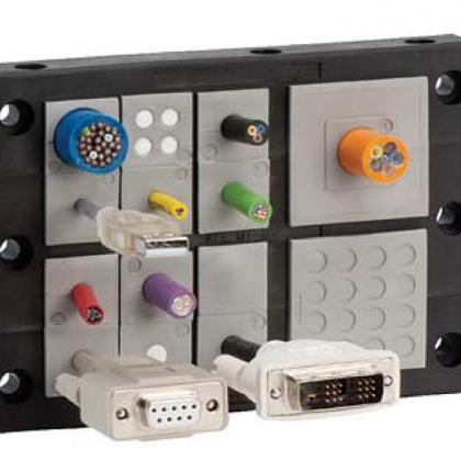 FAS供应KEL 24 可开式穿墙板电缆引入系统电缆穿墙板