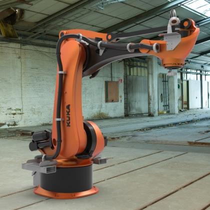 二手库卡机器人本体,库卡机器人,搬运机器人,浙江二手库卡供应