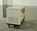 10kw静音汽油发电机别墅备用