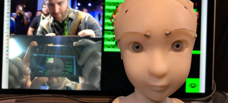情感模拟技术更进一步,机器人越来越像真人了