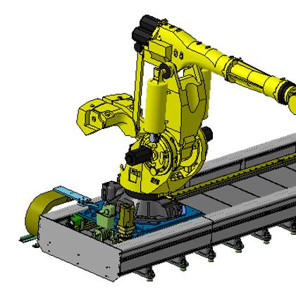 51ROBOT机器人导轨 FN11系列