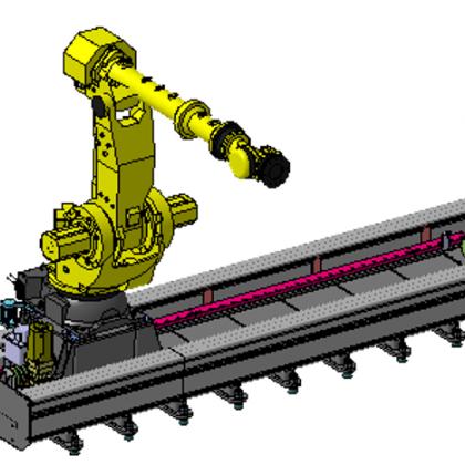 51ROBOT机器人导轨 FN8系列