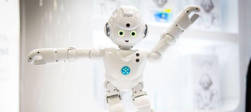 研究表明孩子可能会受到来自机器人陪伴的压力影响