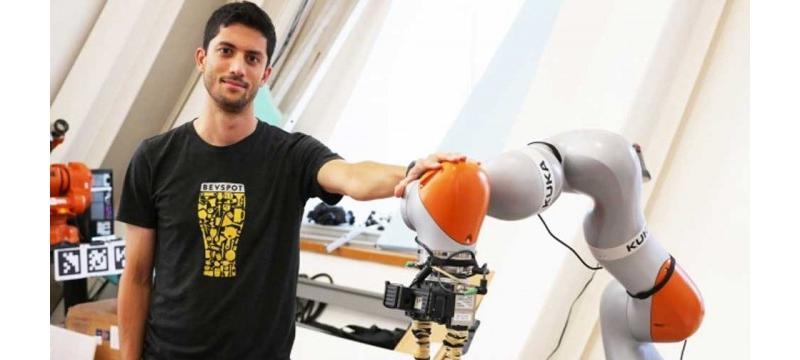 麻省理工学院研究人员开发出能够在检查后拾取任何物体的机器械臂