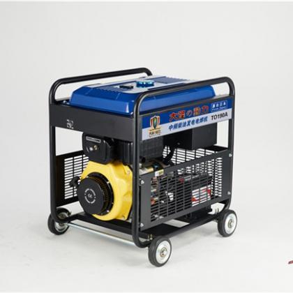 工业190A柴油发电电焊两用机