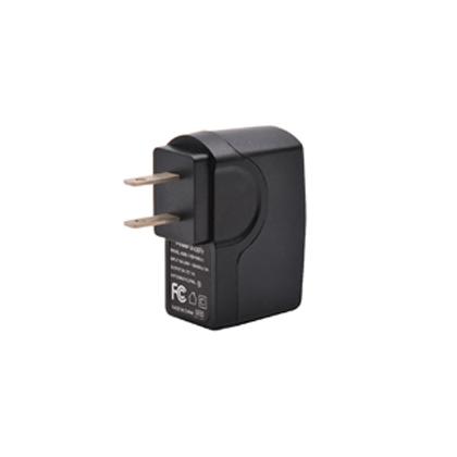 6W美规UL插墙式USB电源适配器