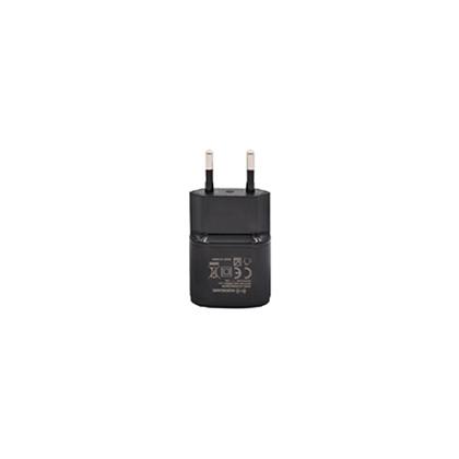 5W欧规GS&CE直插黑色电源适配器